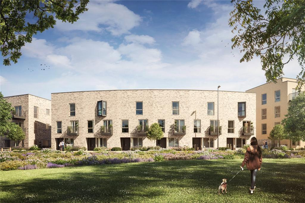 3 Bedrooms Terraced House for sale in Plot 53, Mosaics, Headington, Oxford, OX3