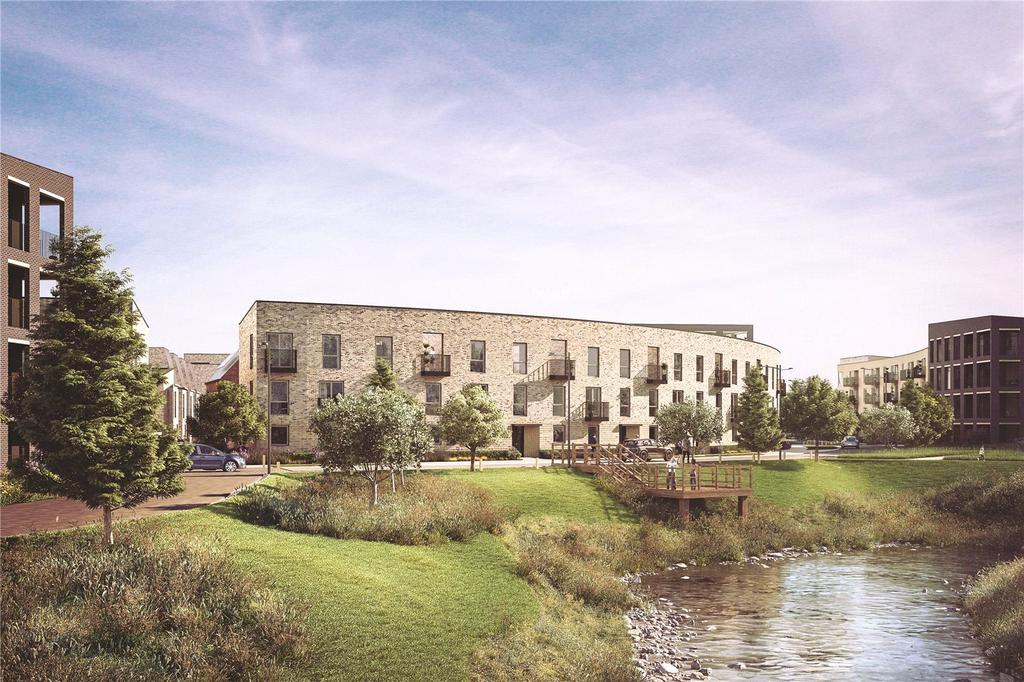 3 Bedrooms Terraced House for sale in Plot 53, Mosaics, Headington, Oxford, OX3