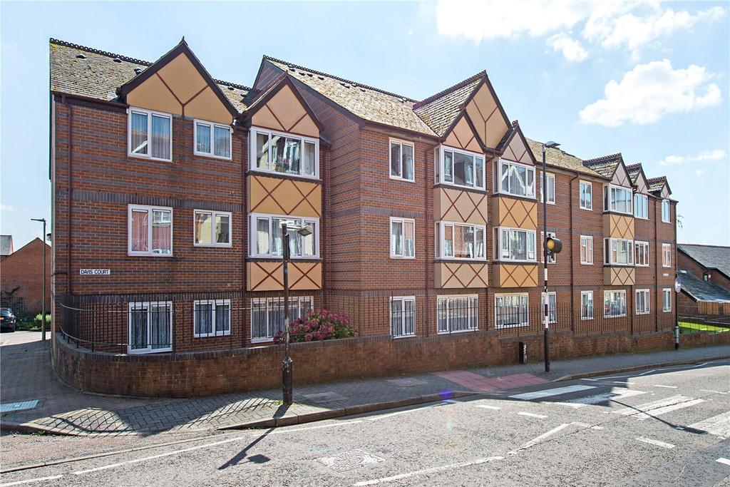 1 Bedroom Flat for sale in Davis Court, Marlborough Road, St. Albans, Hertfordshire, AL1