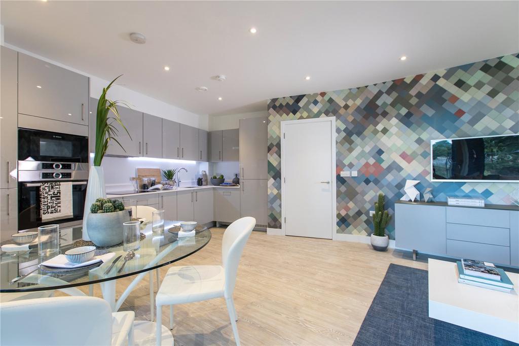2 Bedrooms Flat for sale in Plot 6, Mosaics, Headington, Oxford, OX3