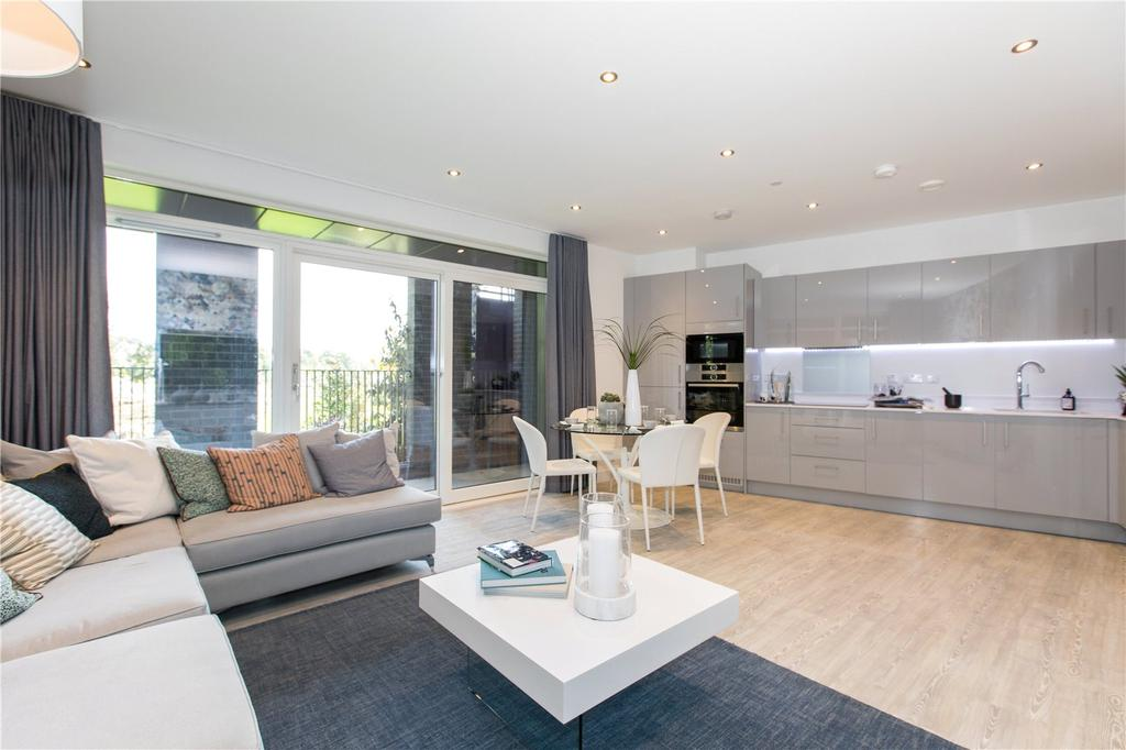 2 Bedrooms Flat for sale in Plot 6, Mosaics, Headington, Oxford, OX3