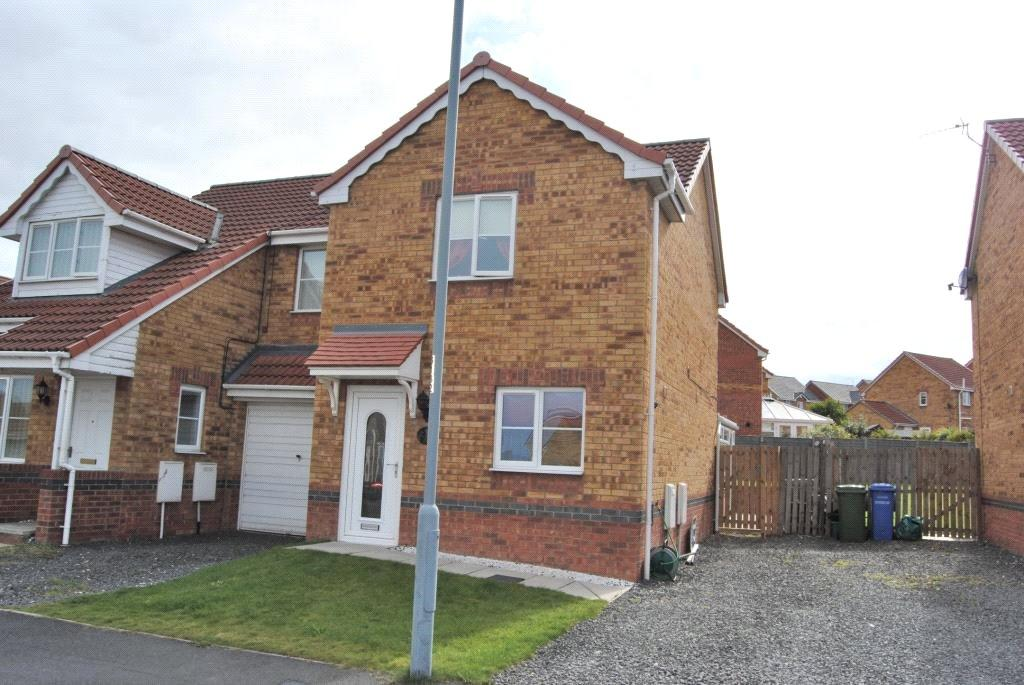 2 Bedrooms Semi Detached House for sale in St Helens Drive, Seaham, Co.Durham, SR7