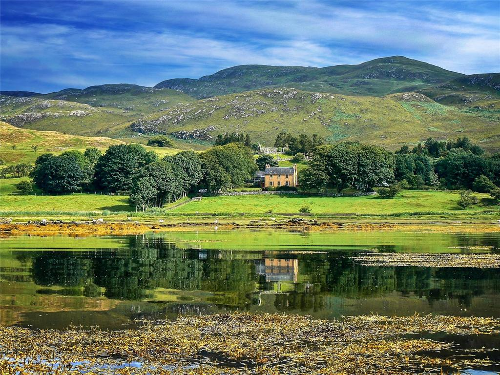 6 Bedrooms Unique Property for sale in Meall Mo Chridhe, Kilchoan, Acharacle, Argyll, PH36