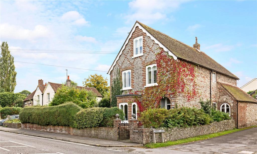 5 Bedrooms Detached House for sale in Cocking, Midhurst, West Sussex, GU29