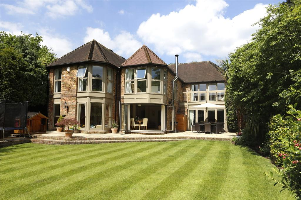 5 Bedrooms Detached House for sale in Eversley Park, London, SW19