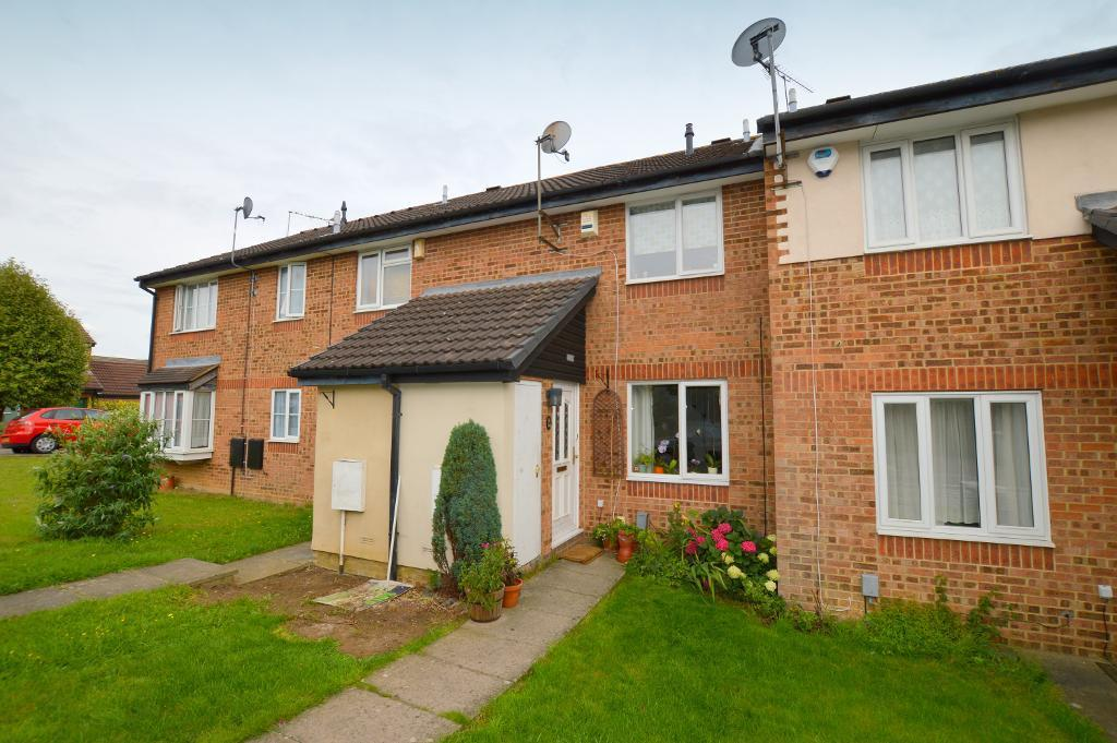 2 Bedrooms Terraced House for sale in Spayne Close, Luton, LU3 4BA