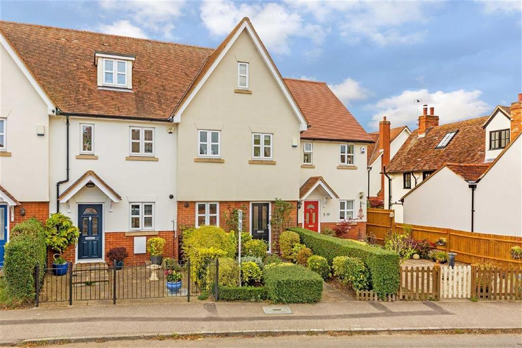 3 Bedrooms Terraced House for sale in Poets Gate, Widford, Hertfordshire, SG12