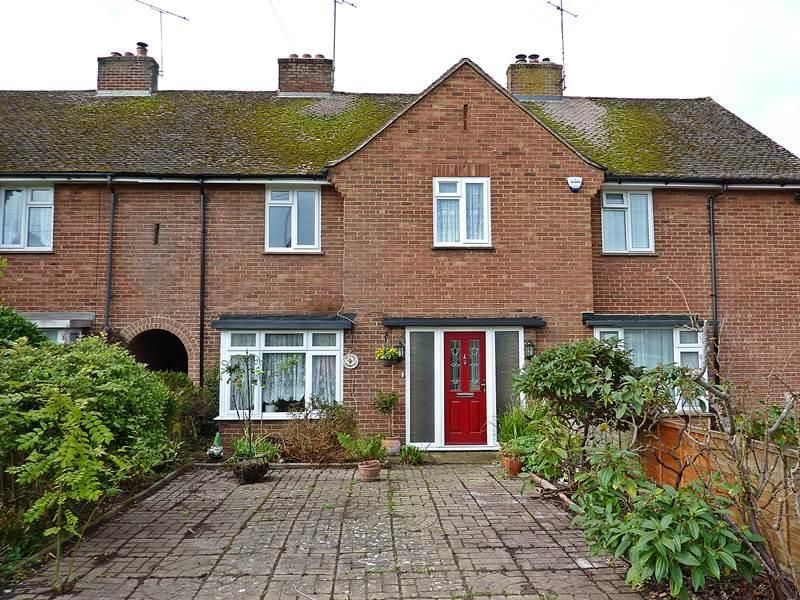 3 Bedrooms Terraced House for sale in BOURNE END