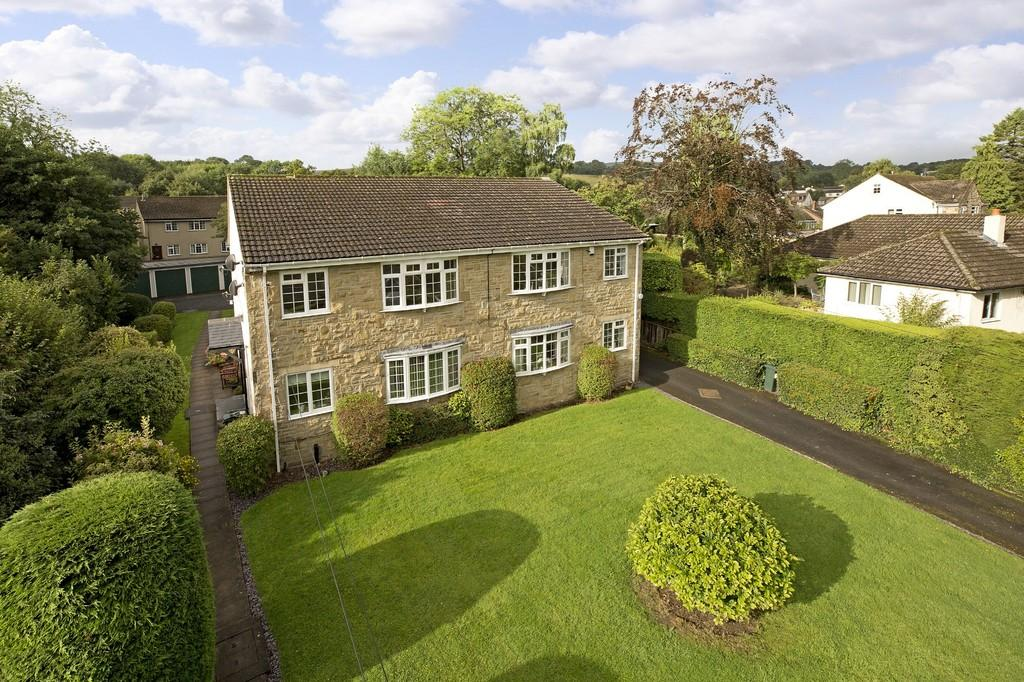 2 Bedrooms Apartment Flat for sale in Langford Court, Langford Road, Burley in Wharfedale