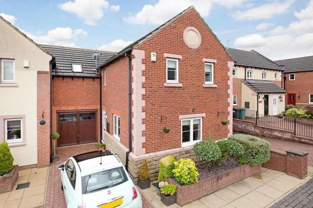4 Bedrooms Link Detached House for sale in Bramble Court, Pool In Wharfedale
