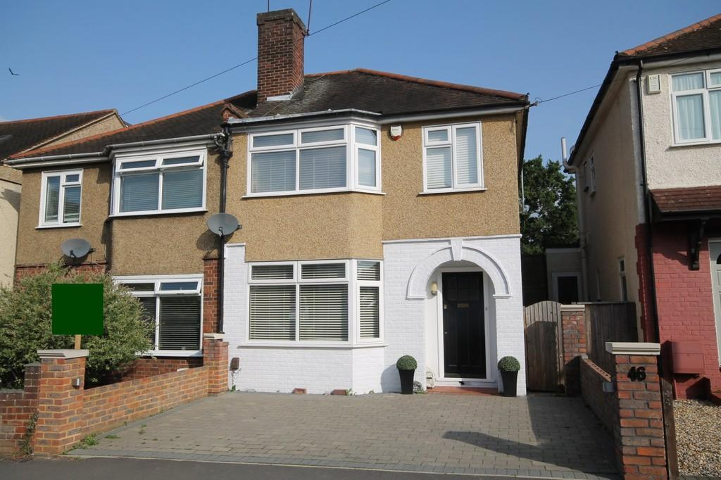 3 Bedrooms Semi Detached House for sale in Lord Street, Hoddesdon