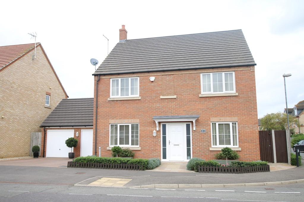 4 Bedrooms Detached House for sale in Gaul Road, March
