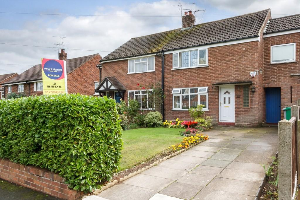 3 Bedrooms Terraced House for sale in Nantwich, Cheshire