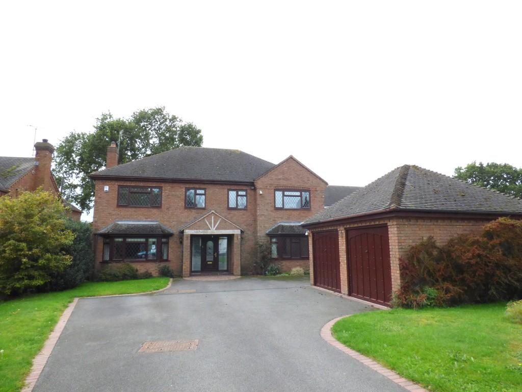 5 Bedrooms Detached House for sale in Kenderdine Close, Bednall, Stafford