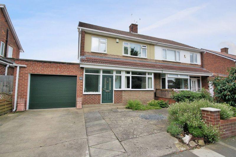 3 Bedrooms Semi Detached House for sale in Marrick Road, Hartburn, Stockton, TS18 5LP