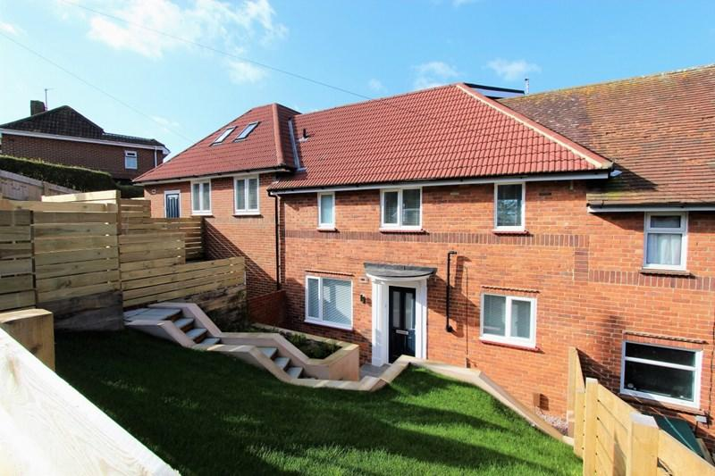4 Bedrooms Terraced House for sale in Cuckmere Way, Brighton