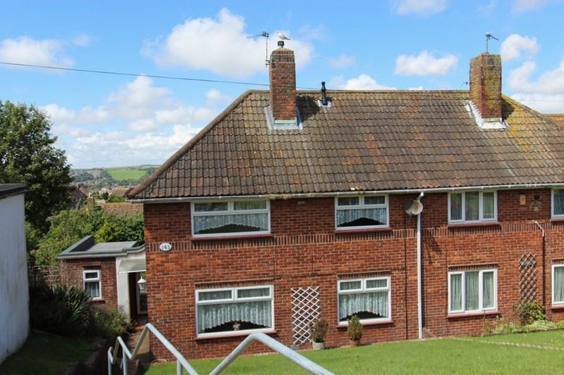 2 Bedrooms Semi Detached House for sale in Cuckmere Way, Brighton
