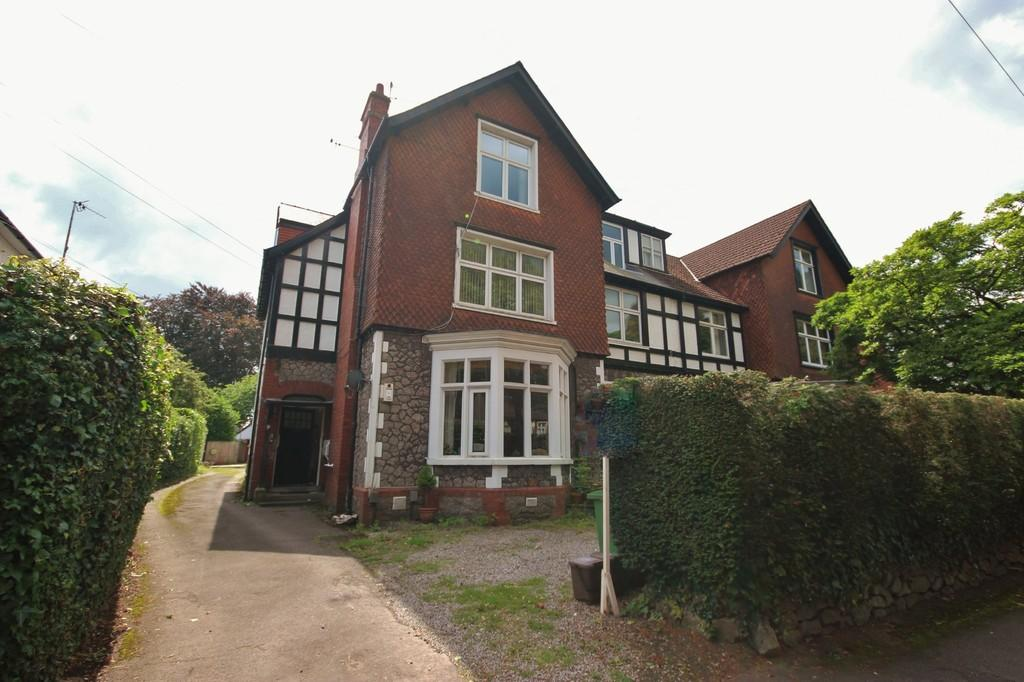 1 Bedroom Flat for sale in Waungron Road, Llandaff, Cardiff