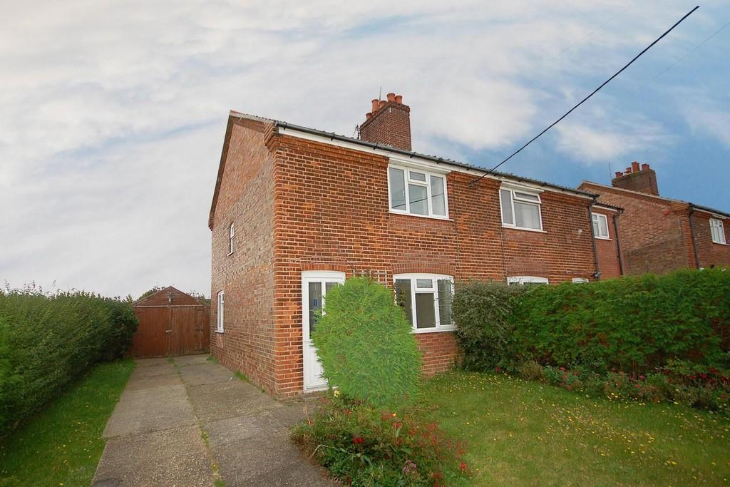 3 Bedrooms Semi Detached House for sale in Station Road, Weybourne