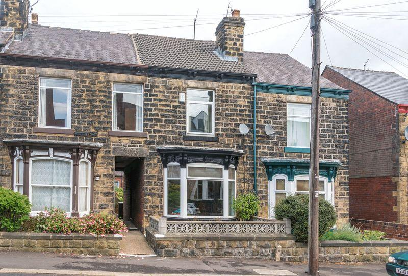 3 Bedrooms Terraced House for sale in Carlton Road, Hillsborough, S6 1WS - Larger Than Average Accommodation