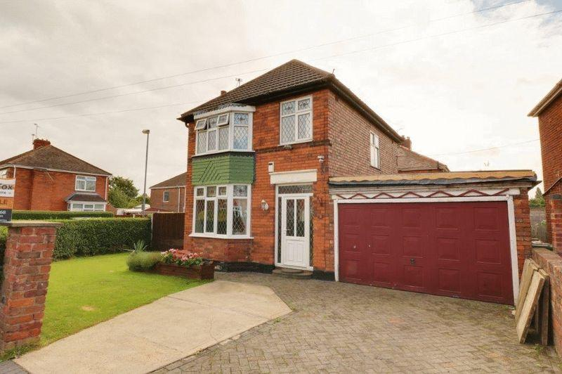 3 Bedrooms Detached House for sale in Lincoln Gardens, Scunthorpe