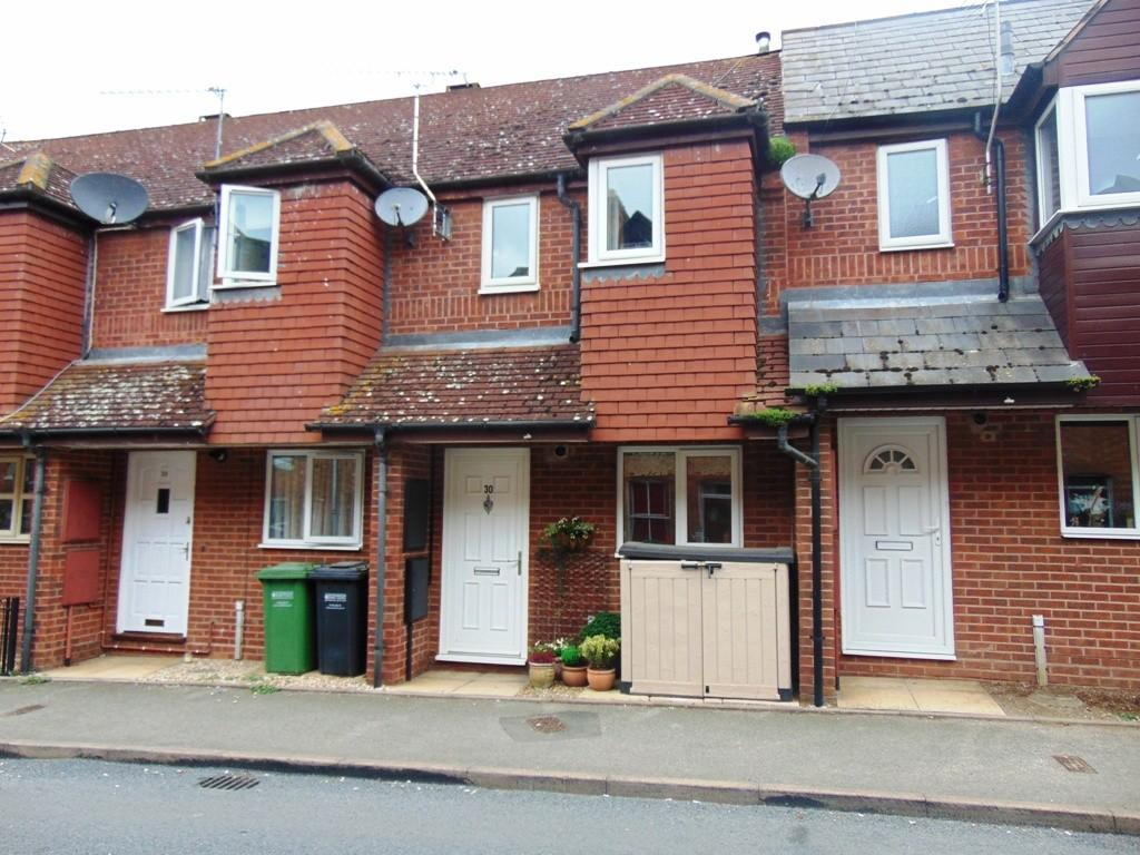 2 Bedrooms Terraced House for sale in Huxleys Way, Evesham