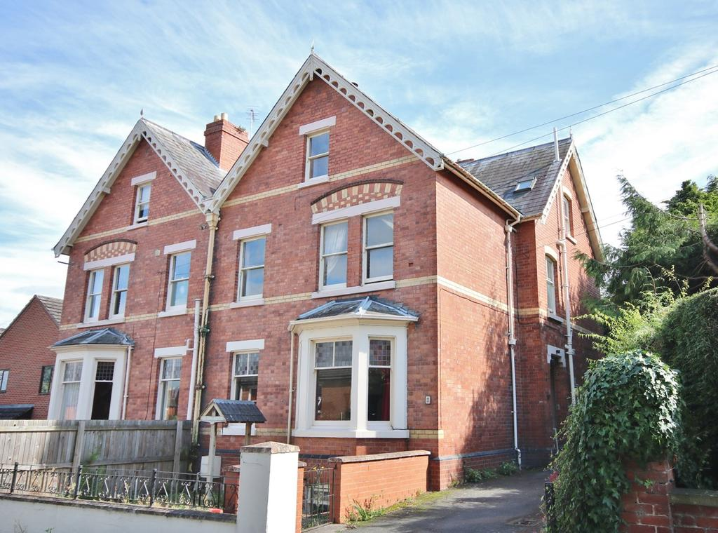 9 Bedrooms Semi Detached House for sale in Tower Road, Hereford, HR4
