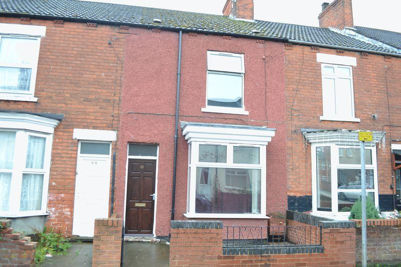 2 Bedrooms Terraced House for sale in Berkeley Street, Scunthorpe