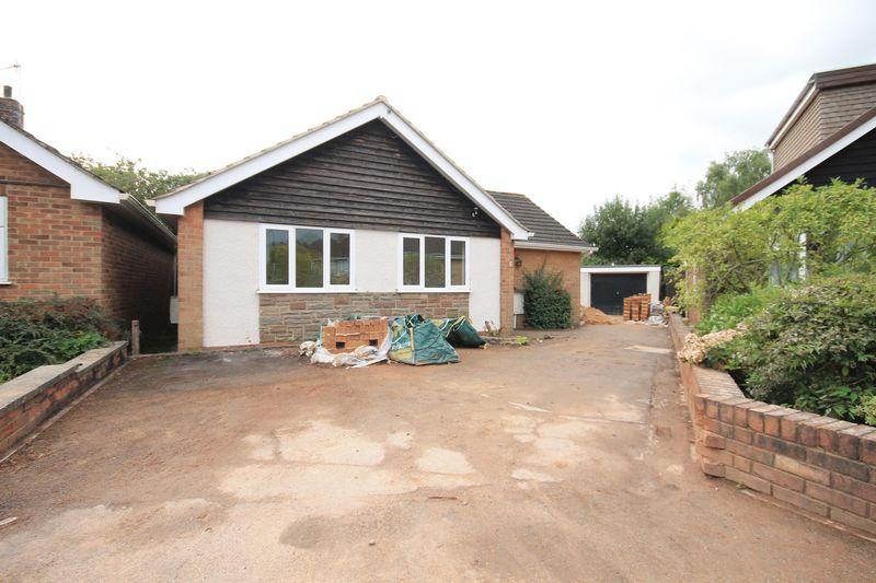 3 Bedrooms Detached Bungalow for sale in Whiteway, Allestree, Derby
