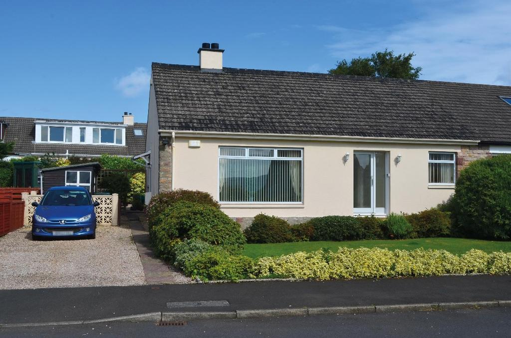 2 Bedrooms Semi Detached Bungalow for sale in Bonar Law Avenue, Helensburgh, Argyll and Bute, G84 8HD