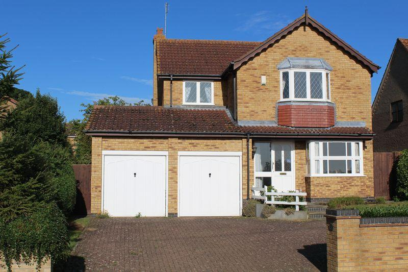 4 Bedrooms Detached House for sale in Manor Farm Lane, Essendine
