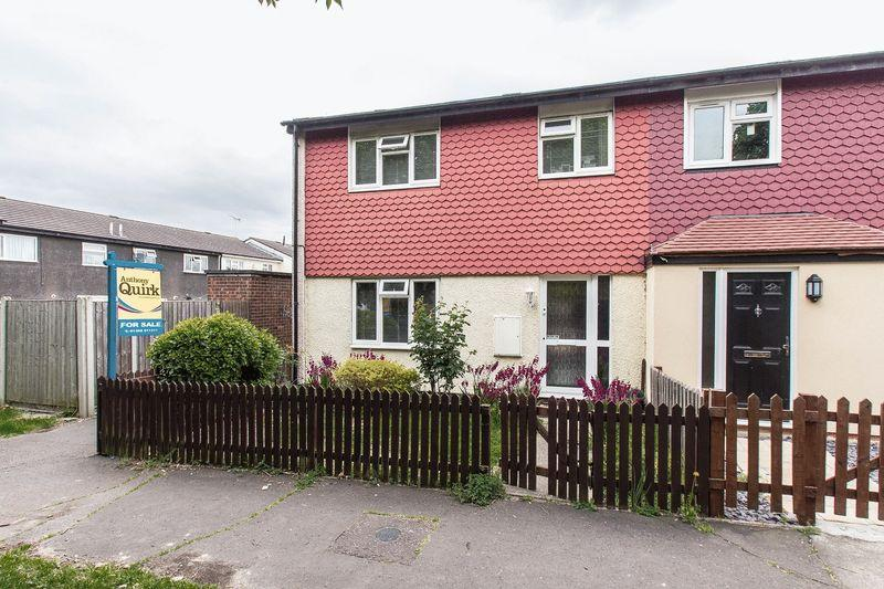 3 Bedrooms End Of Terrace House for rent in Tyefields, Basildon