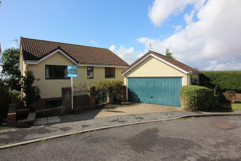 4 Bedrooms Detached House for sale in Little Halt, Portishead