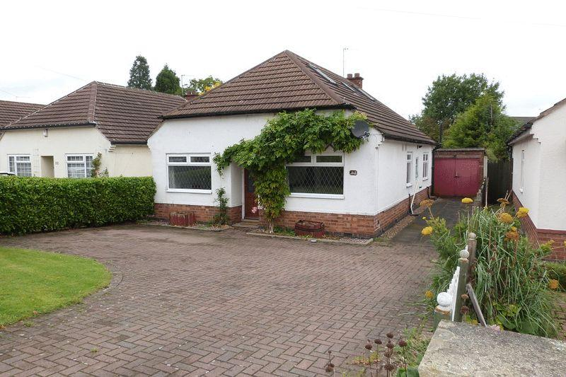 3 Bedrooms Detached Bungalow for sale in Wanlip Road, Leicester