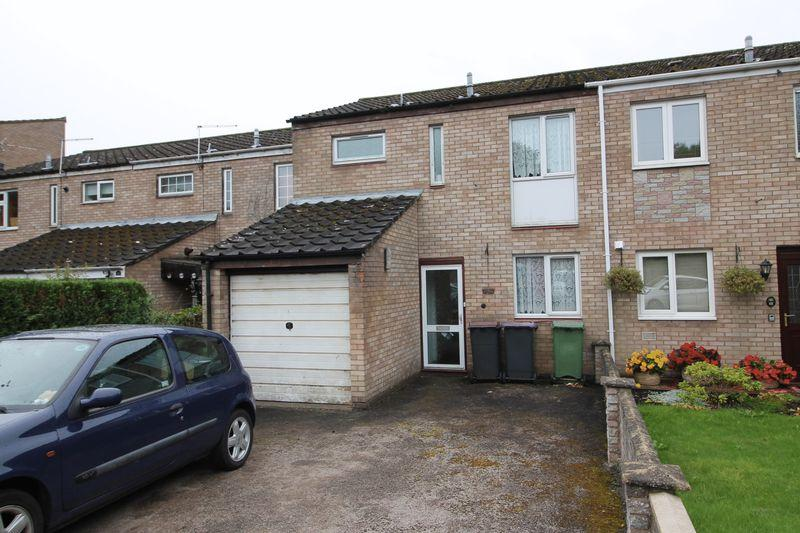 3 Bedrooms Terraced House for sale in Dudmaston, Hollinswood, Telford