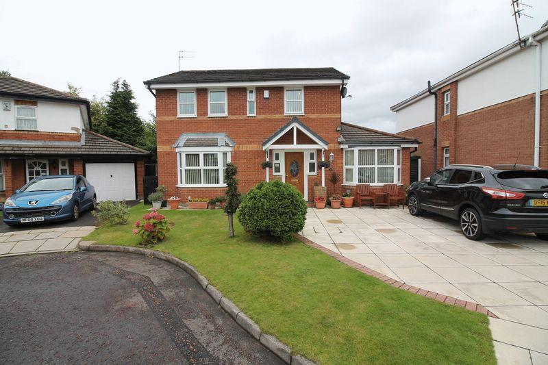 4 Bedrooms Detached House for sale in Duddon Close, Prenton