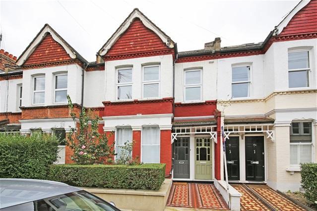 3 Bedrooms Maisonette Flat for sale in Oakmead Road, Balham