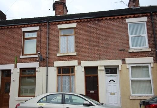 2 Bedrooms Terraced House for sale in GREENGATE STREET, TUNSTALL, STOKE-ON-TRENT