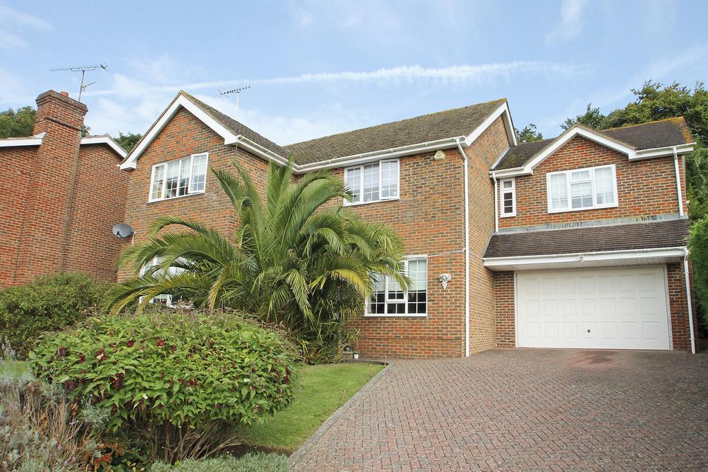 6 Bedrooms Detached House for sale in Longlands, Worthing, BN14 9NN