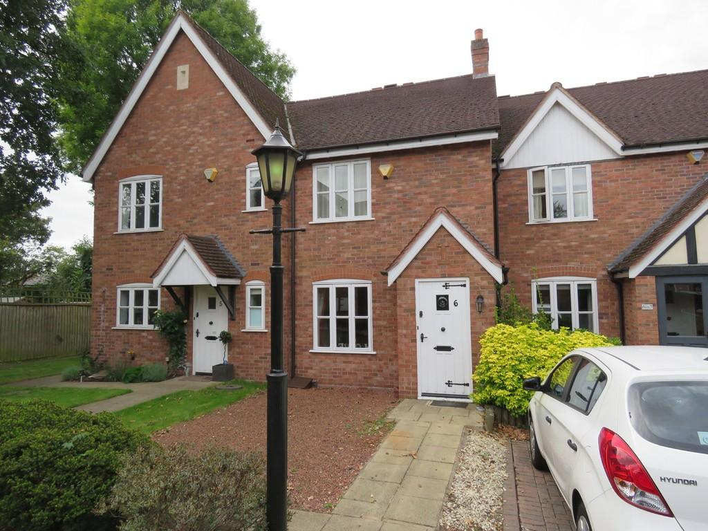 2 Bedrooms Terraced House for sale in Loxley Square, Olton