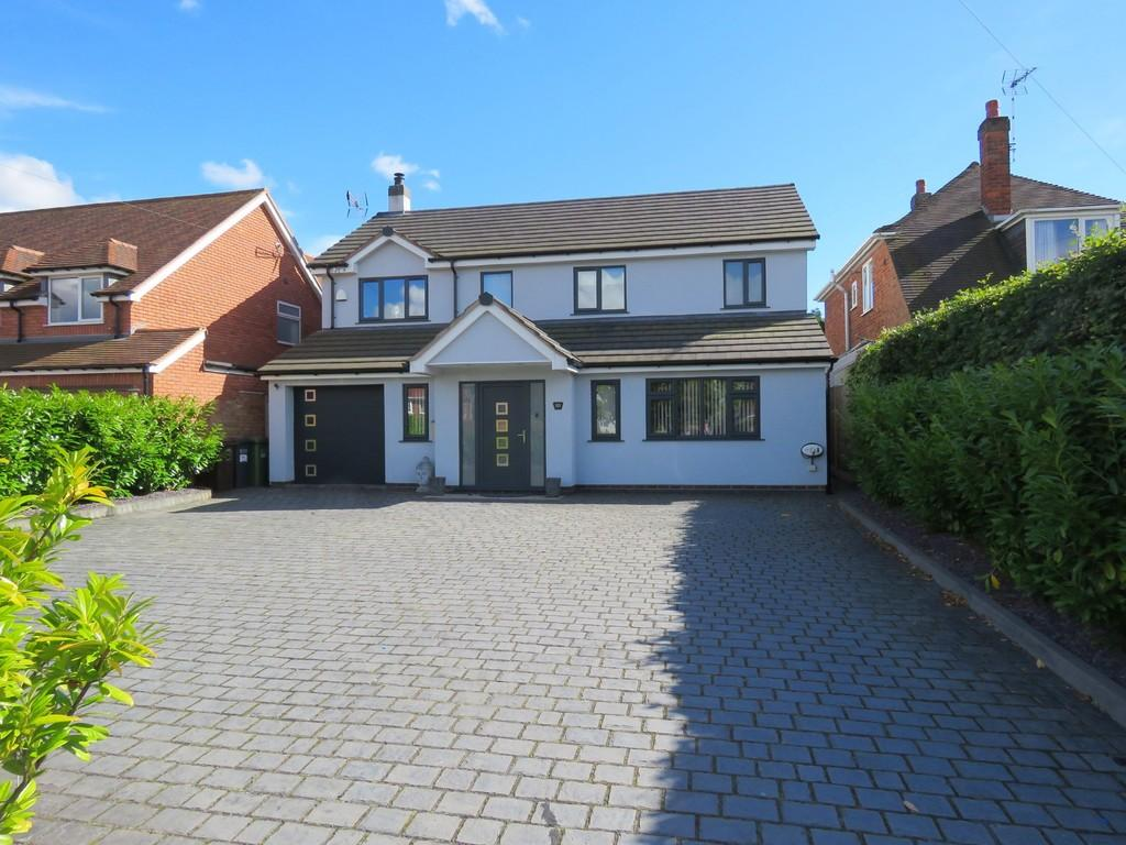5 Bedrooms Detached House for sale in Longdon Road, Knowle
