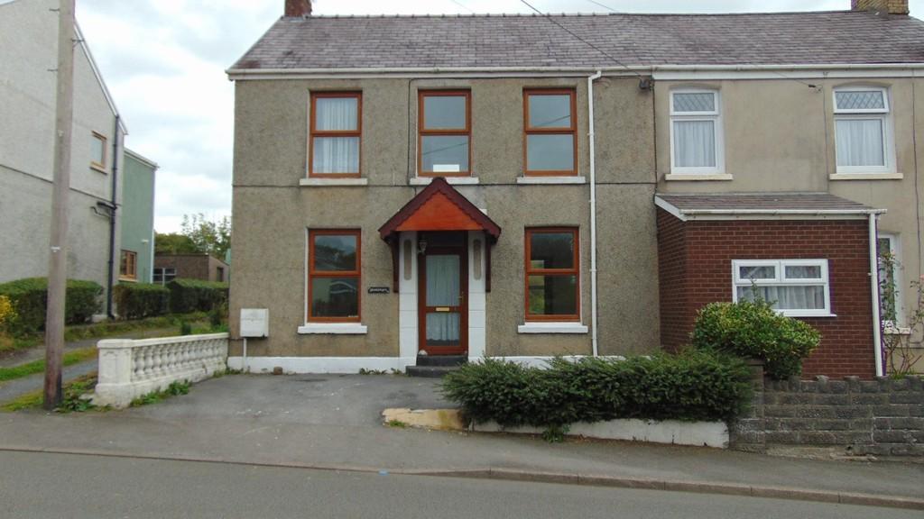4 Bedrooms Semi Detached House for sale in Heol Y Meinciau, Pontyates