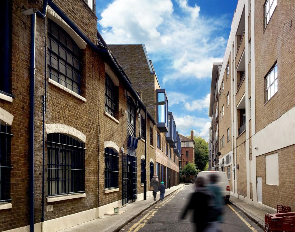 3 Bedrooms Town House for sale in Pope Street, SE1