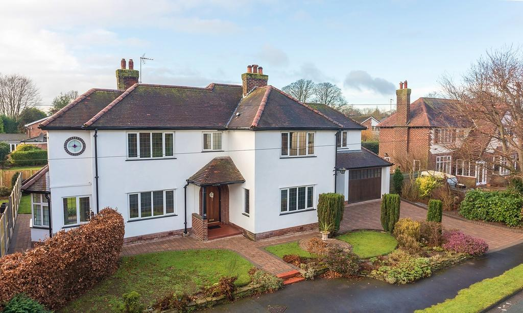 6 Bedrooms Detached House for sale in Thorngrove Road, Wilmslow