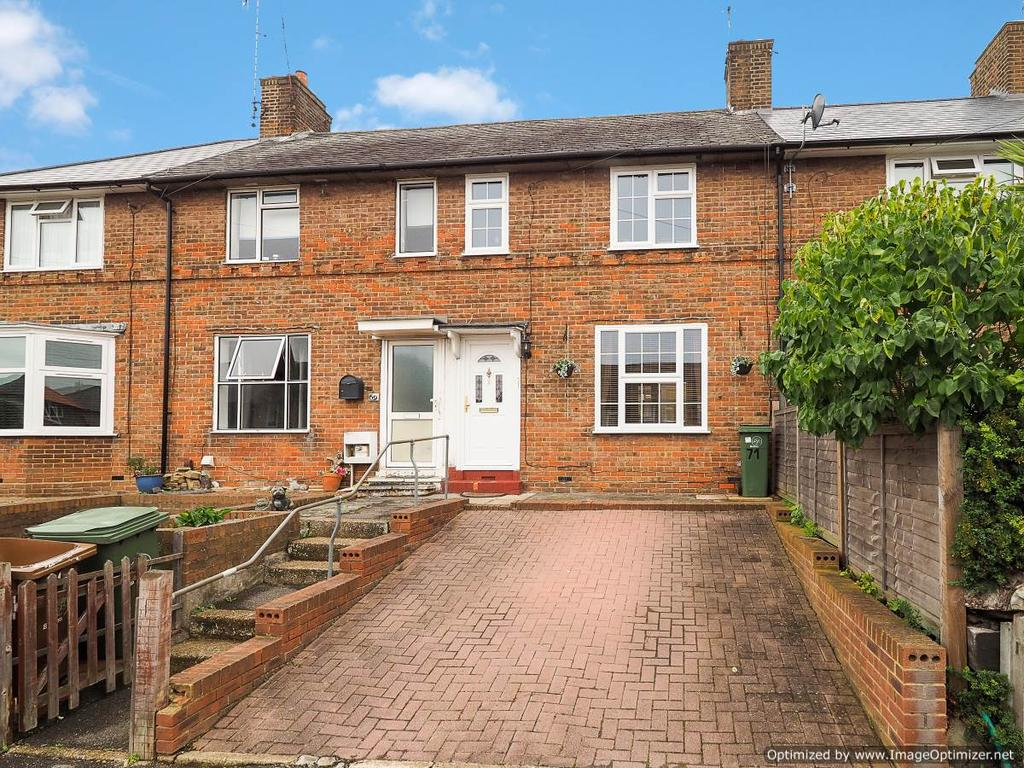 3 Bedrooms Terraced House for sale in Halesowen Road, Morden SM4