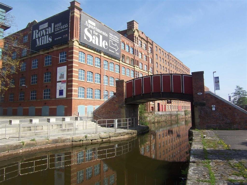 2 Bedrooms Apartment Flat for sale in Royal Mills OS, Northern Quarter, Manchester, M4