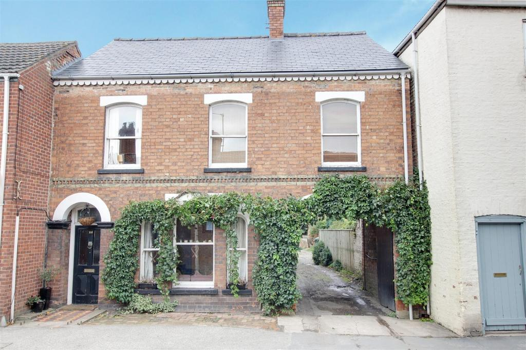 3 Bedrooms End Of Terrace House for sale in 105 West Street, Alford