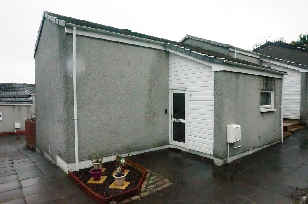 3 Bedrooms End Of Terrace House for sale in Abbotsford Road, Cumbernauld G67