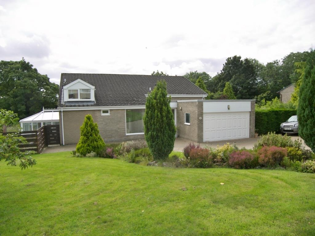 4 Bedrooms Detached House for sale in Wansdyke, Lancaster Park, Morpeth