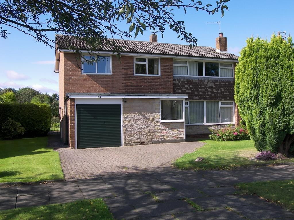 4 Bedrooms Detached House for sale in Low Stobhill, Morpeth